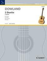Two Duets (Kreidler) available at Guitar Notes.