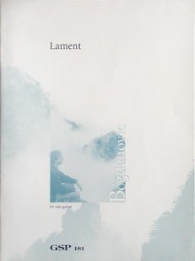 Lament available at Guitar Notes.
