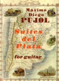 Suites del Plata available at Guitar Notes.