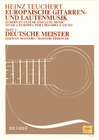 German Masters available at Guitar Notes.
