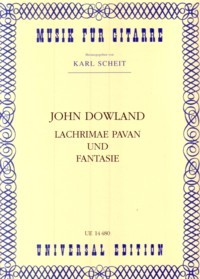 Lachrimae Pavan & Fantasie(Scheit) available at Guitar Notes.