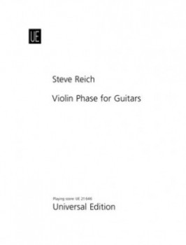 Guitar Phase (Schmidt) available at Guitar Notes.