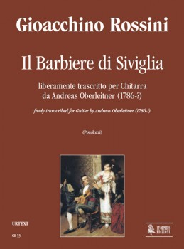 Il Barbiere di Sivigli(Oberleitner) available at Guitar Notes.