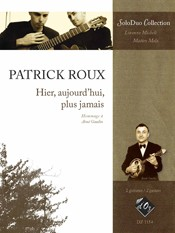 Hier,aujourd'hui, plus jamais available at Guitar Notes.