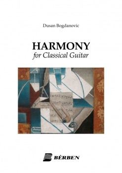 Harmony for Classical Guitar available at Guitar Notes.
