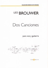 Dos Canciones [1958] [Med Voc] available at Guitar Notes.