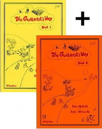 The Guitarist's Way Book 1 + 2 (Saver Pack) available at Guitar Notes.