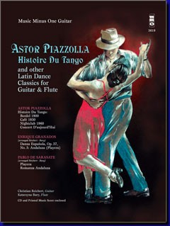 Histoire du Tango etc(Minus One) [+Audio] available at Guitar Notes.