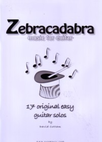 Zebracadabra available at Guitar Notes.