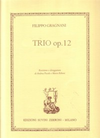 Trio, op.12(Borghese/Frosali/Saldarelli) available at Guitar Notes.