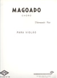 Magoado, choro available at Guitar Notes.