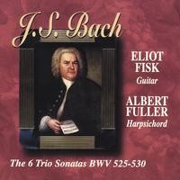 Bach:Trio Sonatas available at Guitar Notes.