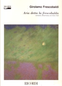 Aria detta la frescobalda(Fisk) available at Guitar Notes.