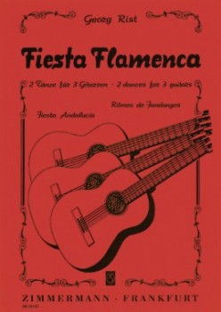 Fiesta Flamenca available at Guitar Notes.