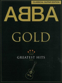 ABBA Gold (Sundt) available at Guitar Notes.