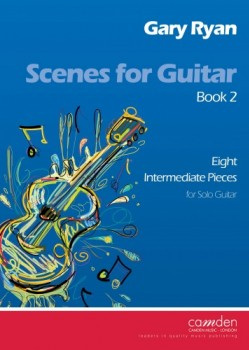 Scenes for Guitar Book 2 available at Guitar Notes.