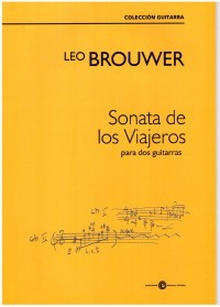 Sonata de los Viajeros (2009) available at Guitar Notes.