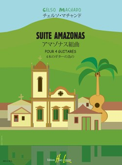 Suite Amazonas available at Guitar Notes.