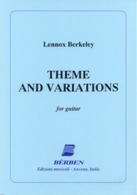 Theme & Variations op.77 available at Guitar Notes.