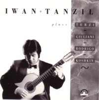 Tanzil plays Terzi, Giuliani, Rodrigo available at Guitar Notes.