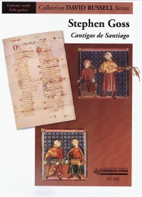 Cantigas de Santiago (Russell) available at Guitar Notes.