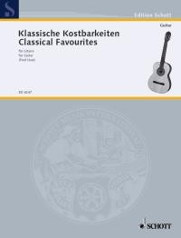 Classical Favourites available at Guitar Notes.
