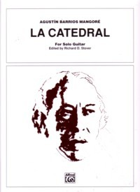La Catedral (Stover) available at Guitar Notes.