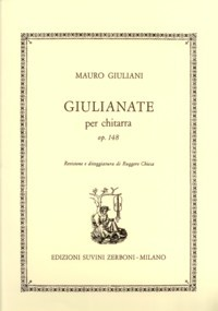 Giulianate, op.148(Chiesa) available at Guitar Notes.