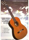 Cinq Pieces Populaires d'Amerique du Sud available at Guitar Notes.