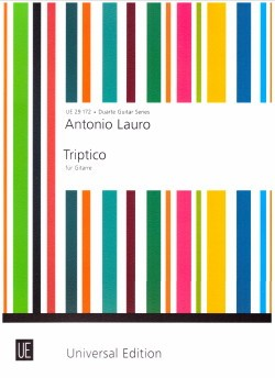 Triptico (Duarte) available at Guitar Notes.
