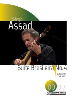 Suite Brasileira no.4 available at Guitar Notes.