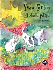 10 chats pitres, vol.1 available at Guitar Notes.