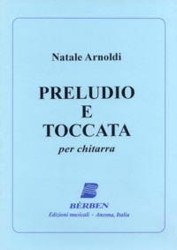 Preludio e Toccata available at Guitar Notes.