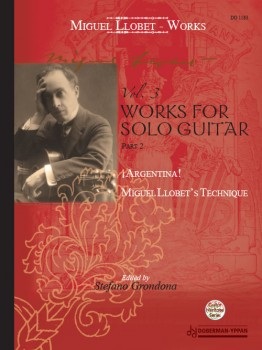 Guitar Works Vol.3 (Grondona) - Original Works 2 available at Guitar Notes.