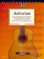 Asturias - 55 easy/intermediate solos available at Guitar Notes.