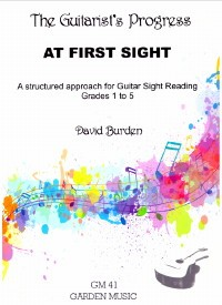 At First Sight available at Guitar Notes.