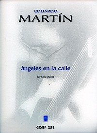 Angeles en la Calle available at Guitar Notes.