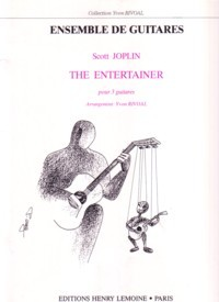 The Entertainer(Rivoal) available at Guitar Notes.