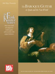 The Baroque Guitar In Spain And The New World available at Guitar Notes.