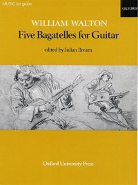 Five Bagatelles available at Guitar Notes.