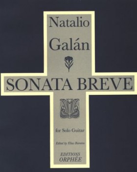Sonata Breve available at Guitar Notes.