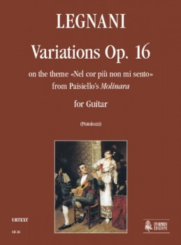 Variazioni, op.16(Pistolozzi) available at Guitar Notes.