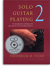 Solo Guitar Playing, Book 2 [BCD] available at Guitar Notes.