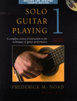 Solo Guitar Playing, Book 1 [BCD] available at Guitar Notes.