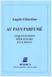 Au Pays Parfume available at Guitar Notes.