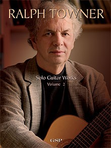 Solo Guitar Works, Vol.2 available at Guitar Notes.