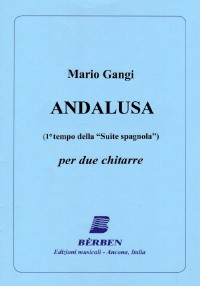 Andalusa [Suite Spagnola] available at Guitar Notes.