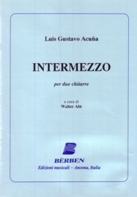 Intermezzo available at Guitar Notes.