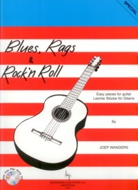 Blues, Rags, Rock 'n Roll available at Guitar Notes.