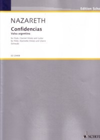 Confidencias [Fl/Cl(Va)/Gtr] available at Guitar Notes.